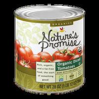 Nature's Promise Organics Tomatoes Diced Organic