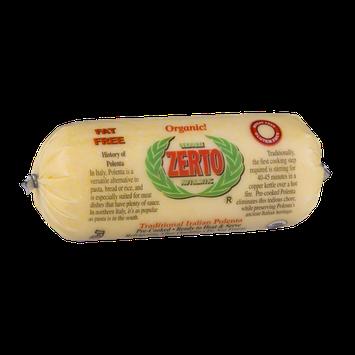 Zerto Polenta Traditional Italian