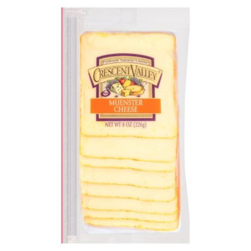 Crescent Valley Muenster Cheese Shingle 8 oz