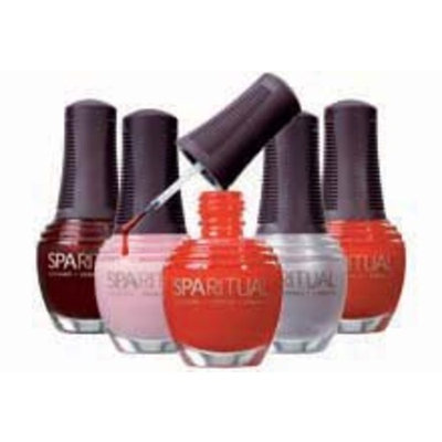 SpaRitual Nail Lacquer Dramatic High Notes Stiletto