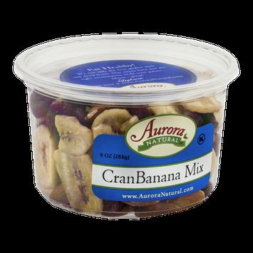 Aurora Natural CranBanana Mix