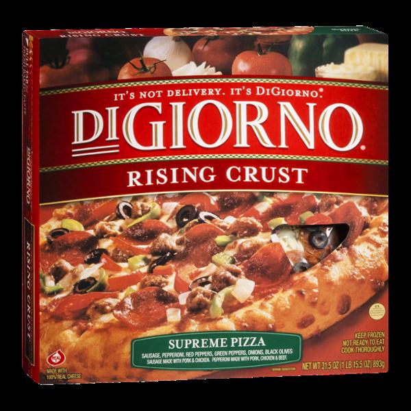 DiGiorno Rising Crust Supreme Pizza