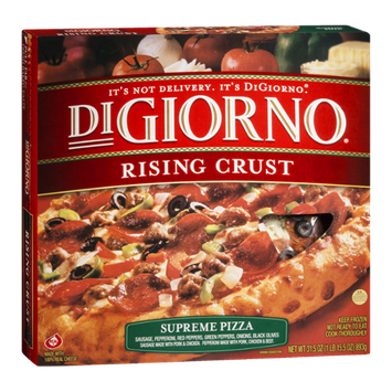 DiGiorno Rising Crust Supreme Pizza