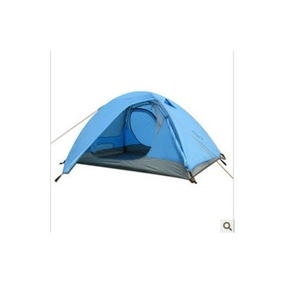 NICE HOME PROVIDER Camping tent double person double layersoutdoor tent camping tent glass pole