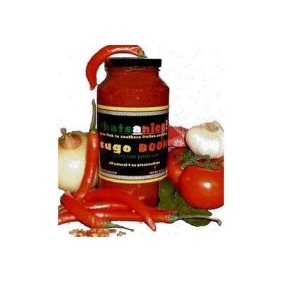 Sugo BOOM - Spicy Sicilian Marinara Pasta Sauce