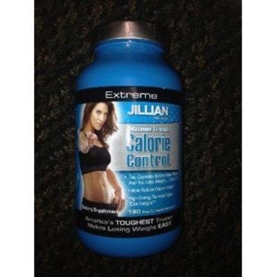 Jillian Michaels Extreme Maximum Strength Calorie Control -- 180 Capsules