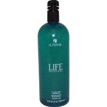 Life Solutions Clarifying Shampoo By Alterna for Unisex Shampoo, 33.8 Ounce