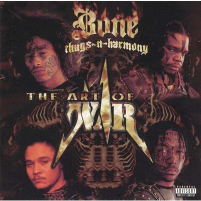 Ruthless red Bone Thugs-N-Harmony - The Art Of War