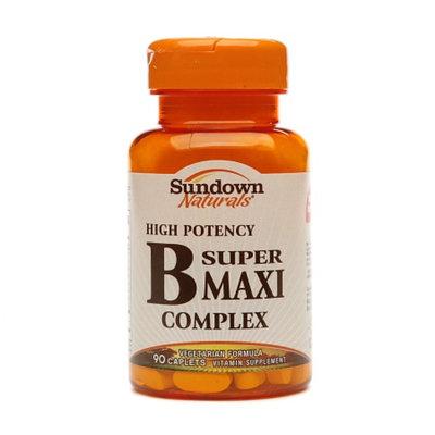 Sundown Naturals Maxi B Super Complex