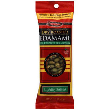Sea Point Farms Seapoint Farms Lightly Salted Dry Roasted Edamame, 1.58 oz (Pack of 12)