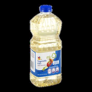 Ahold Oil Vegetable