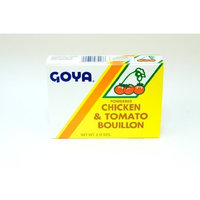 Goya Chicken And Tomato Bouillon 8 Count