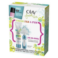 Olay Fresh Effects Va-Va-Vivid Powered Contour Cleansing System