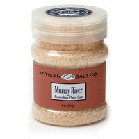Artisan Salt Co. Murray River Australian Pink Flake Salt, 4 Ounce Jars (Pack of 3)