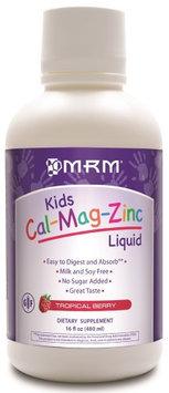 Mrm Metabolic Response Modifiers Kids Cal-Mag-Zinc Liquid - Tropical Berry MRM (Metabolic Response Modifiers) 16