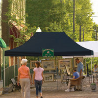 Shelter Logic 10x15 Truss Pro Pop-up Canopy Black Cover