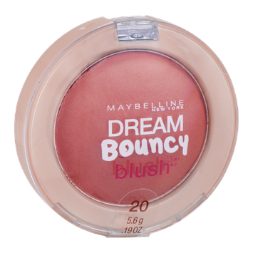 Maybelline Dream Bouncy Blush 20 Peach Satin