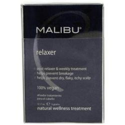Malibu Relaxer Natural Wellness Treatment Box Of 12 (5g Packets)