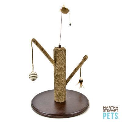Martha Stewart PetsA Tree Cat Scratcher
