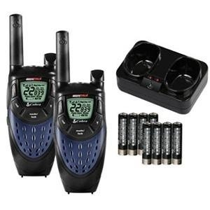Cobra Electronics microTalk Two-Way Radio