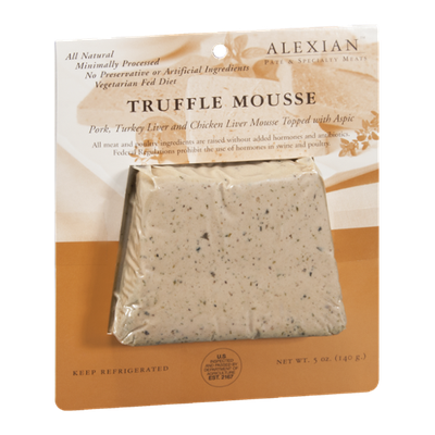 Alexian Truffle Mousse Pate