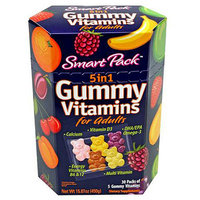Smart Pack Gummy Vitamins for Adults