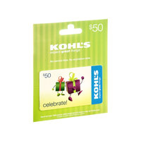 Kohl's $50 Gift Card