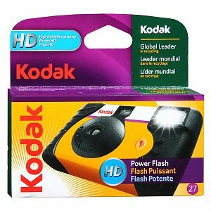 Kodak Flash One Time Use Camera