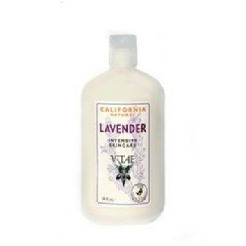 California Natural Lavender Intensive Skincare V'TAE Parfum and Body Care 16 oz