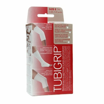 Tubigrip Elasticated Tubular Support Bandage, Natural, Size E, 1 ea
