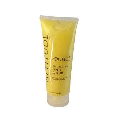 Attitude Line Souffle Body Scrub - Lemon, 14-Ounce