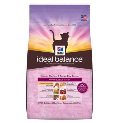 Hill's Ideal Balance Hill'sA Ideal BalanceTM Adult Cat Food