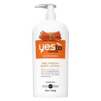Yes To Carrots Moisturizing Body Lotion - 12 oz