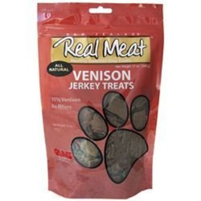 RealMeat Canz Real Meat Venison Jerky Dog Treats (12 oz)