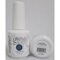 Harmony Gelish UV Soak Off Gel Polish Up In The Blue