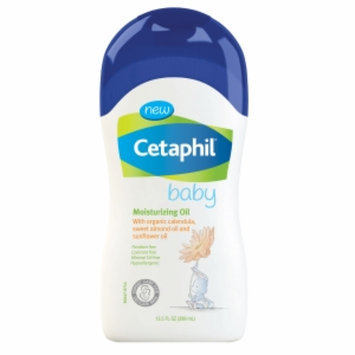 Cetaphil Baby Moisturizing Oil, 13.5 fl oz