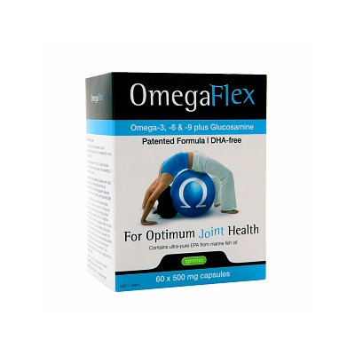 Pharmepa OmegaFlex For Optimum Joint Health 500 mg
