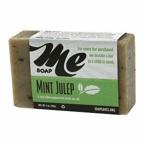 MeSoap Organic Bar Soap
