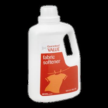 Guaranteed Value Fabric Softener