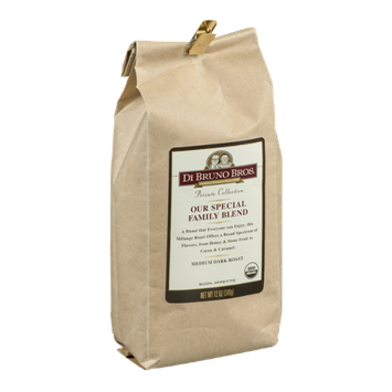 Di Bruno Bros. Our Special Family Blend Coffee Beans Medium Dark Roast