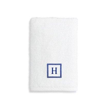 Linum Home Textiles Personalized Soft Twist Hand Towel, R