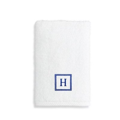 Linum Home Textiles Personalized Soft Twist Hand Towel, R