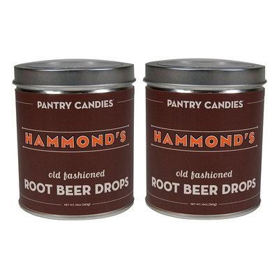 Hammond'S 2-Pk. Root Beer Drop Tins