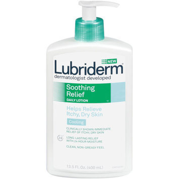 Lubriderm Soothing Relief Daily Lotion