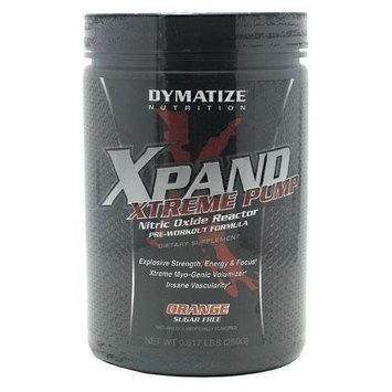 Dymatize Nutrition Xpand Xtreme Pump, Orange, 280-Grams