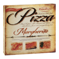 Better Bread Pizza Margherita Gluten Free