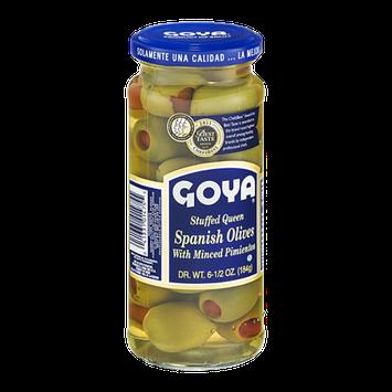 Goya Stuffed Queen Spanish Olives