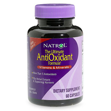 Natrol The Ultimate Anti-Oxidant Formula