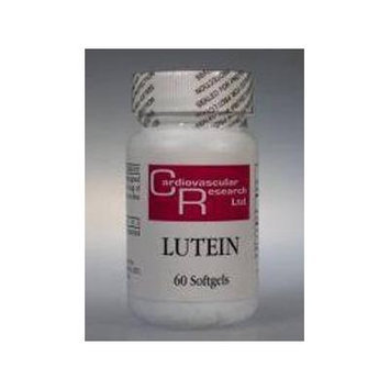 Cardiovascular Research - Lutein, 20 mg, 60 softgels