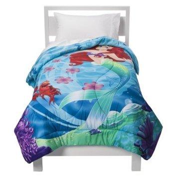 Disney Little Mermaid Comforter - Twin
